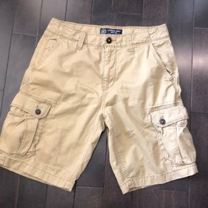 American Eagle classic cargo men's shorts 32